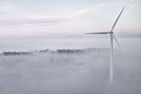 Aus dem Nebel....