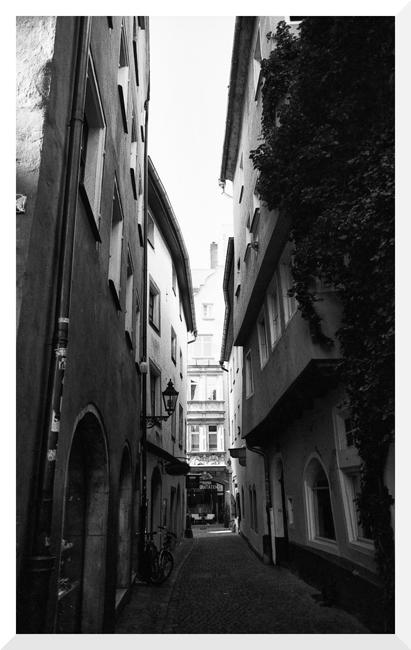 """Aus der Serie Reisen & Städte - """"Regensburg"""""""