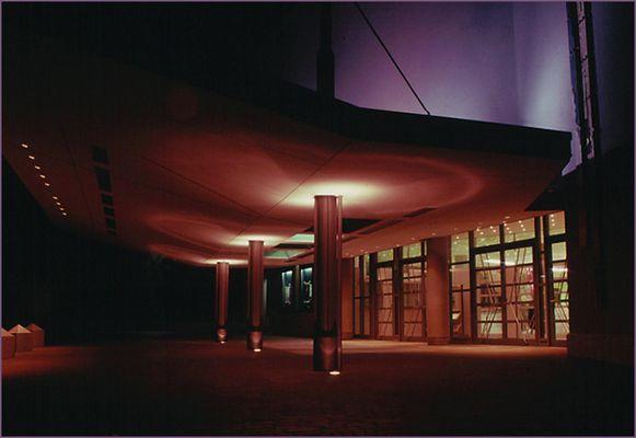 aus der Serie Stuttgart bei Nacht