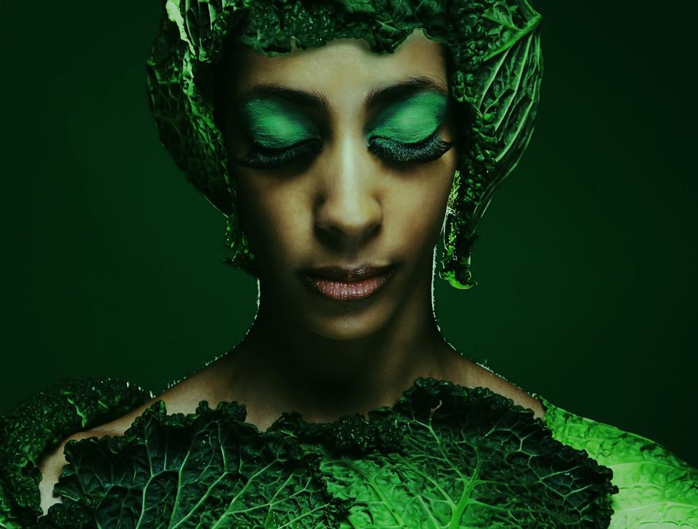 aus der tiefe des grüns