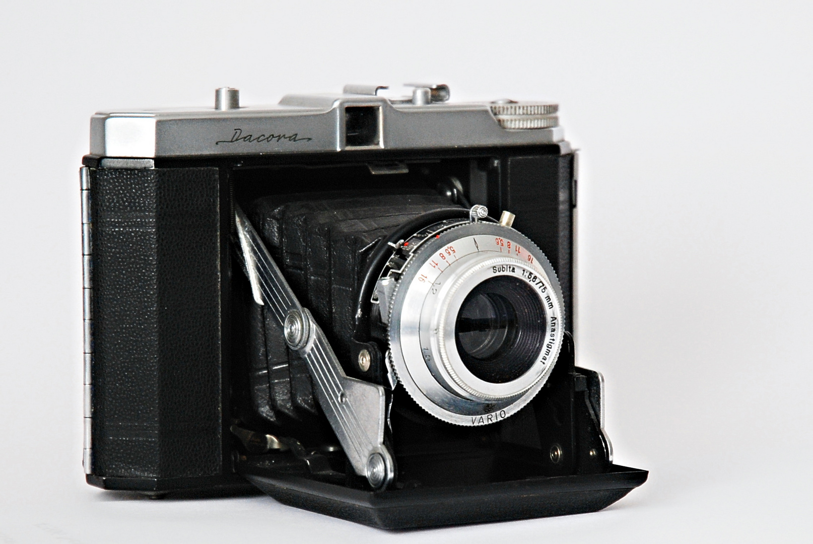 Aus der Zeit der analogen Fotografie