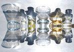 aus Glas