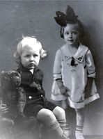 aus Kindern werden Eltern werden Großeltern - frühe 1920er Jahre