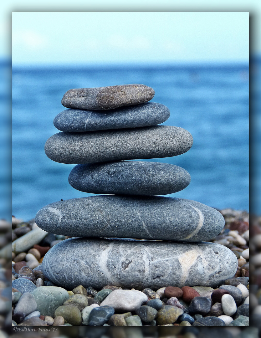 ausbalanciert...