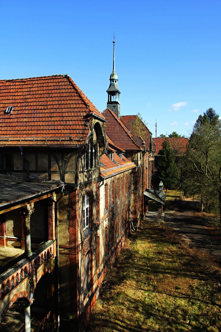 Ausblick (Beelitz Heilstätten)