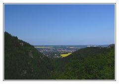 Ausblick vom Berg Oybin (1)