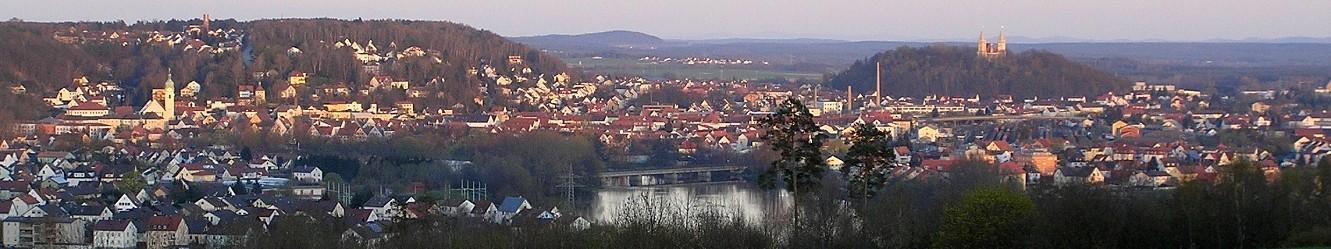 Ausblick vom Egidienberg