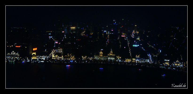 Ausblick vom Oriental Pearl Tower