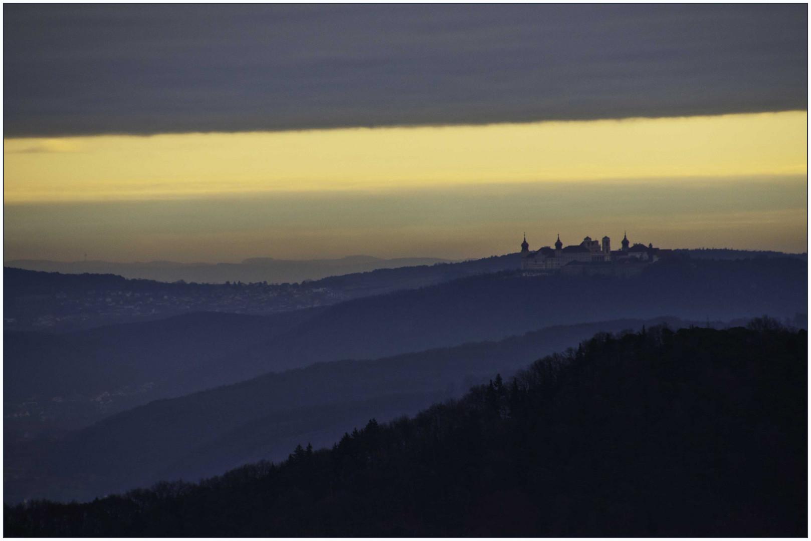 Ausblick Wachau