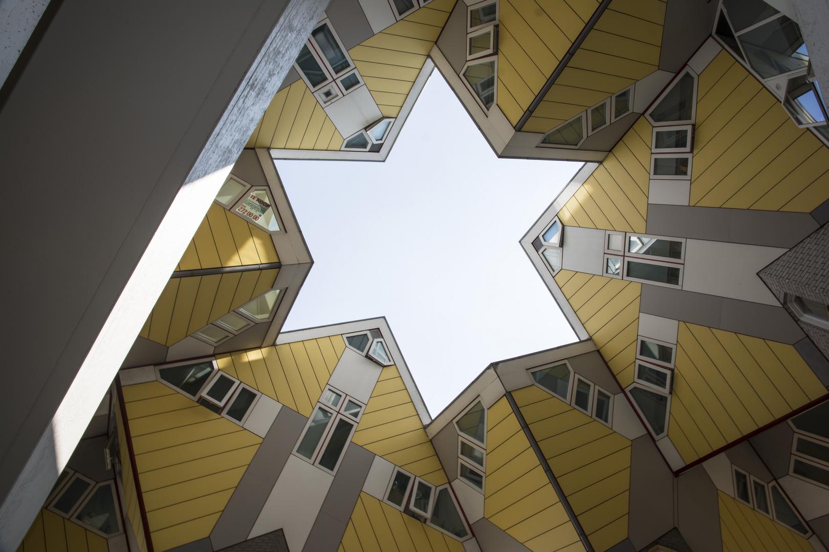 Ausblicke im Rotterdam