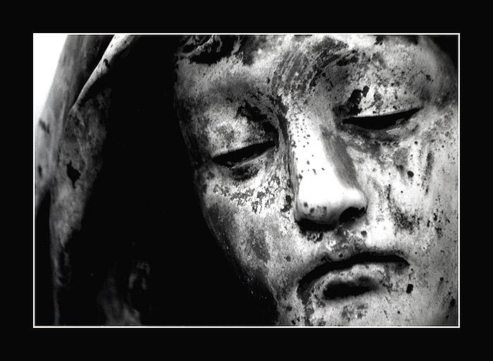 Ausdruck der Trauer