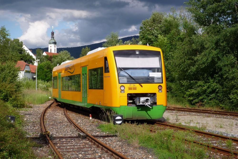 Bahnhof Kötzting
