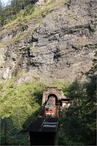 Ausfahrt Unterer Klamm-Tunnel
