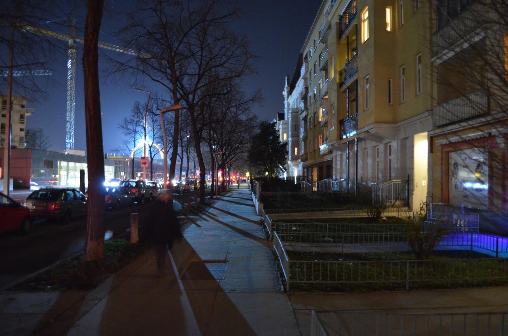 Ausfall der Straßenbeleuchtung
