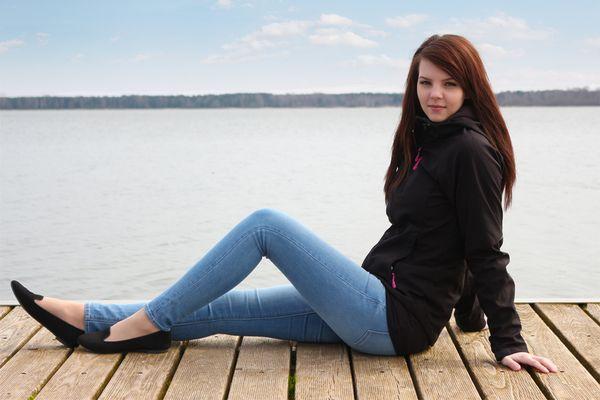 Ausflug am See