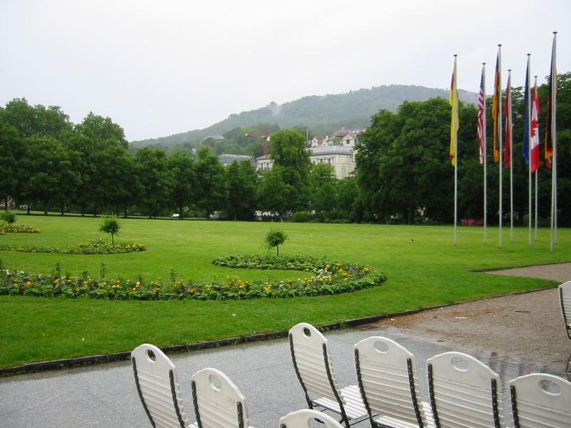 Ausflug Baden Baden 14.05.07 Bild 5