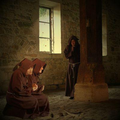 Ausflug ins Kloster....