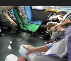 Ausflug mit dem Linienbus