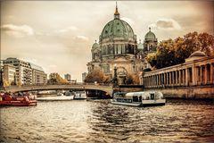 Ausflug nach Berlin - Berliner Dom
