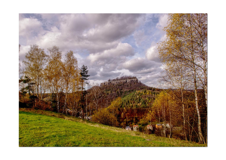 Ausflug nach  Festung Königstein