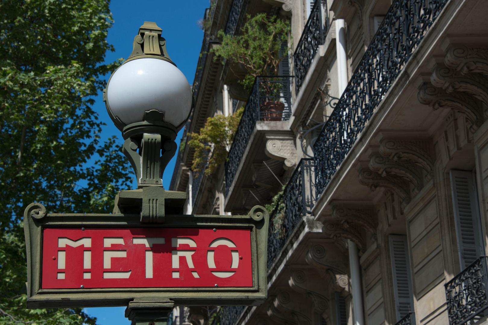 Ausflug nach Paris