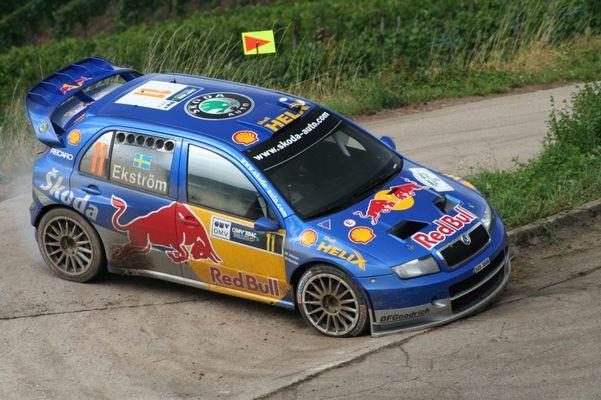 Ausflug zu den WRC