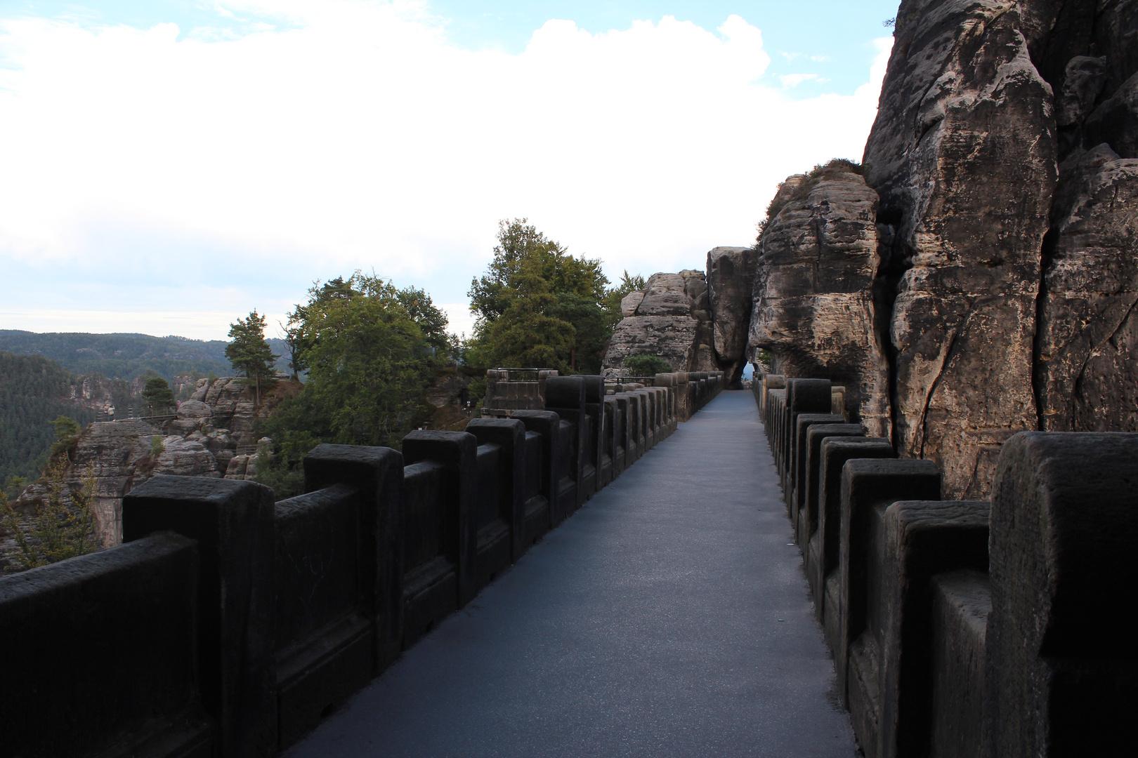 Ausflug zur Bastei