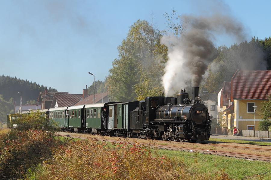 Ausflug zur Waldviertelbahn (2)
