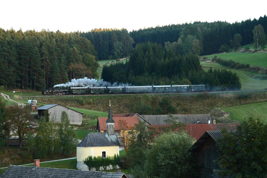 Ausflug zur Waldviertelbahn (4)