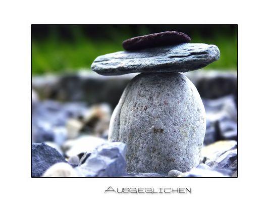 Ausgeglichen