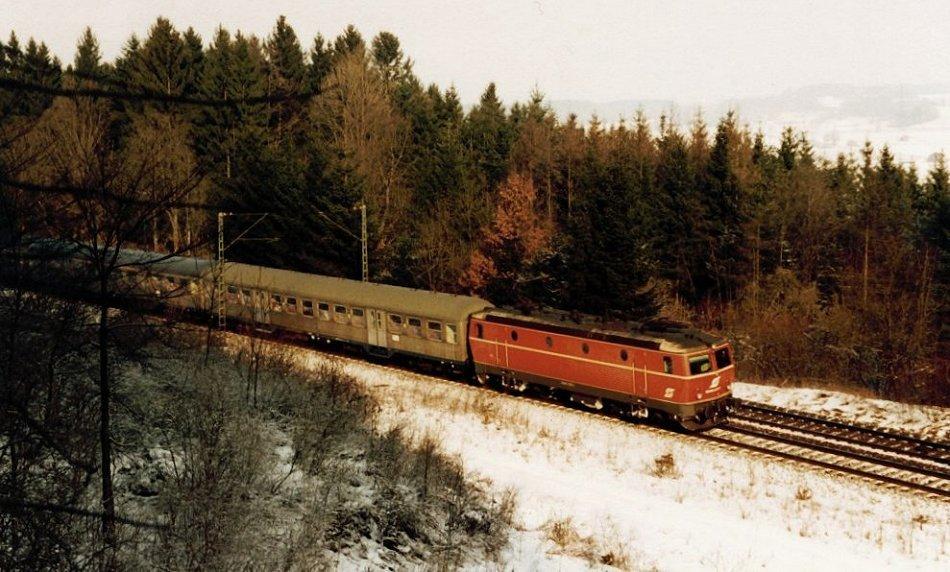 Ausgehender (Nicht-) Winter 1991 I
