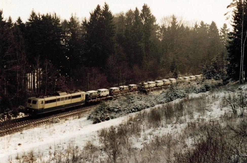 Ausgehender (Nicht-) Winter 1991 II