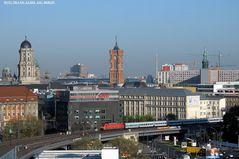 Ausgeschlafen in Berlin mit dem Nachtzug von München