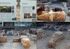 Ausgrabung des alten Berlin
