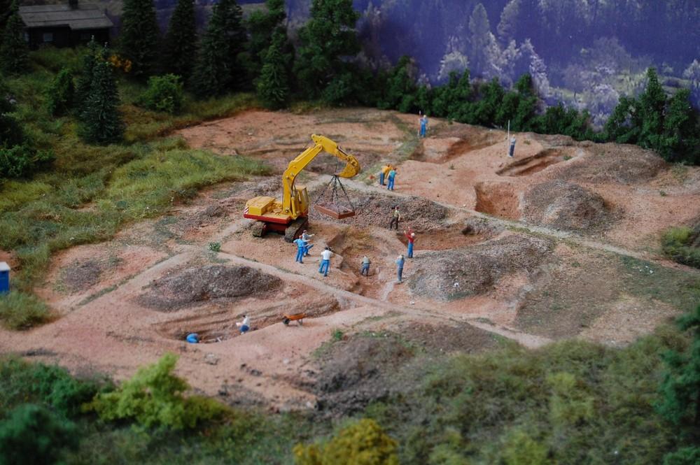 Ausgrabungen auf dem Glauberg
