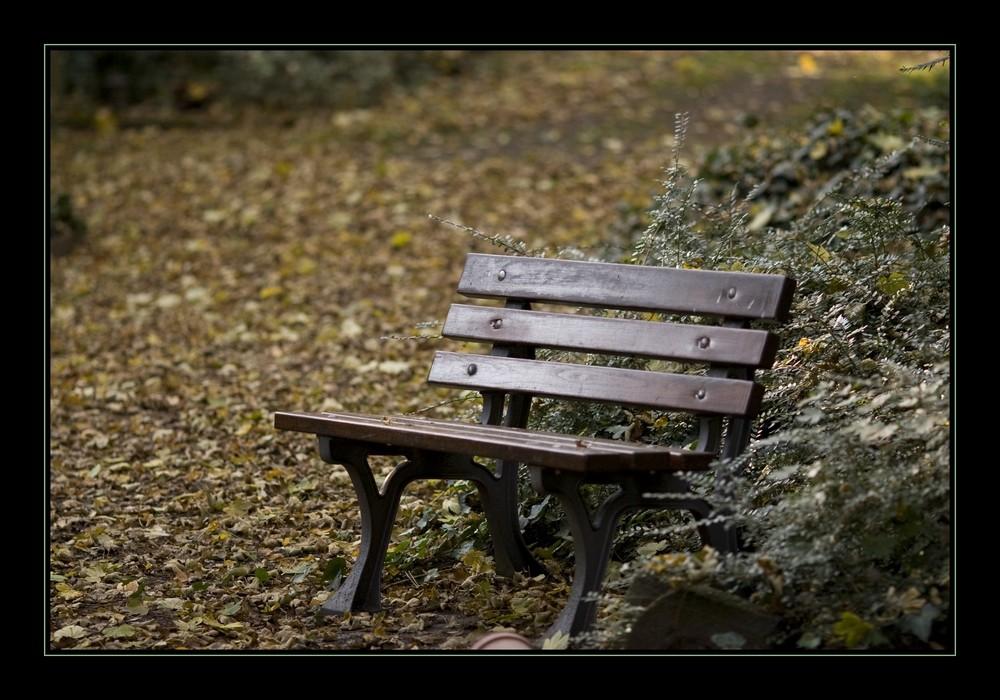 Ausruhen in der Stille