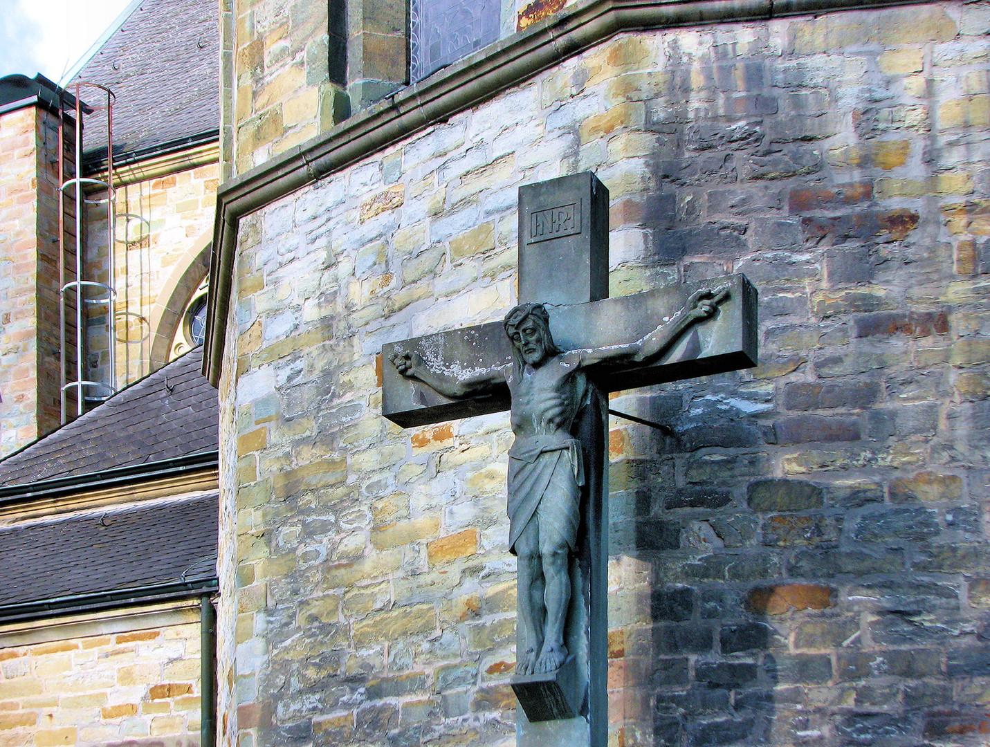 Außenansicht der Josefkirche 2