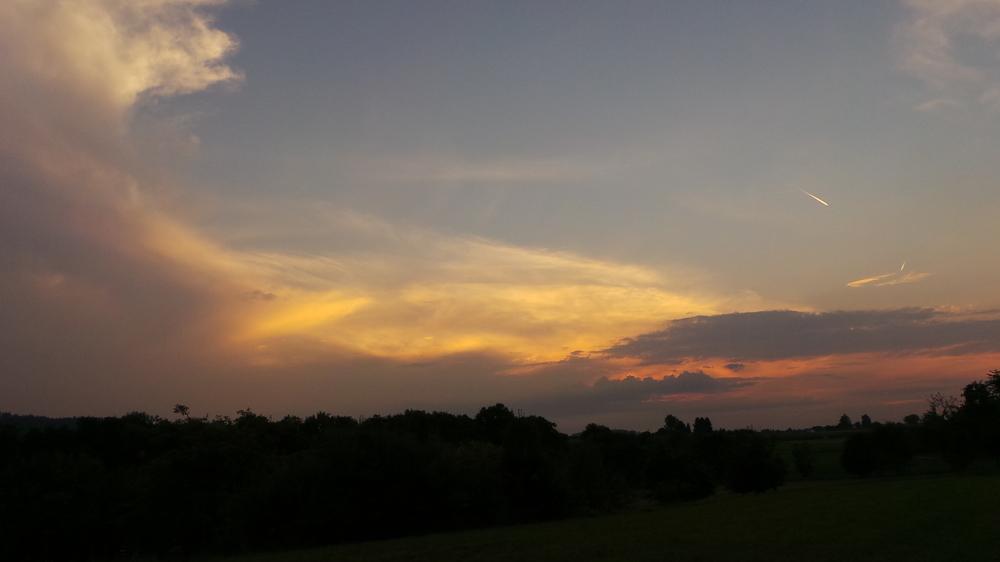 außerirdische am himmel?