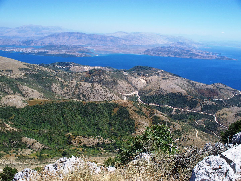 Aussicht auf Albanien 3