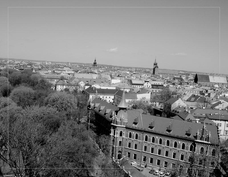 Aussicht auf Tarnów