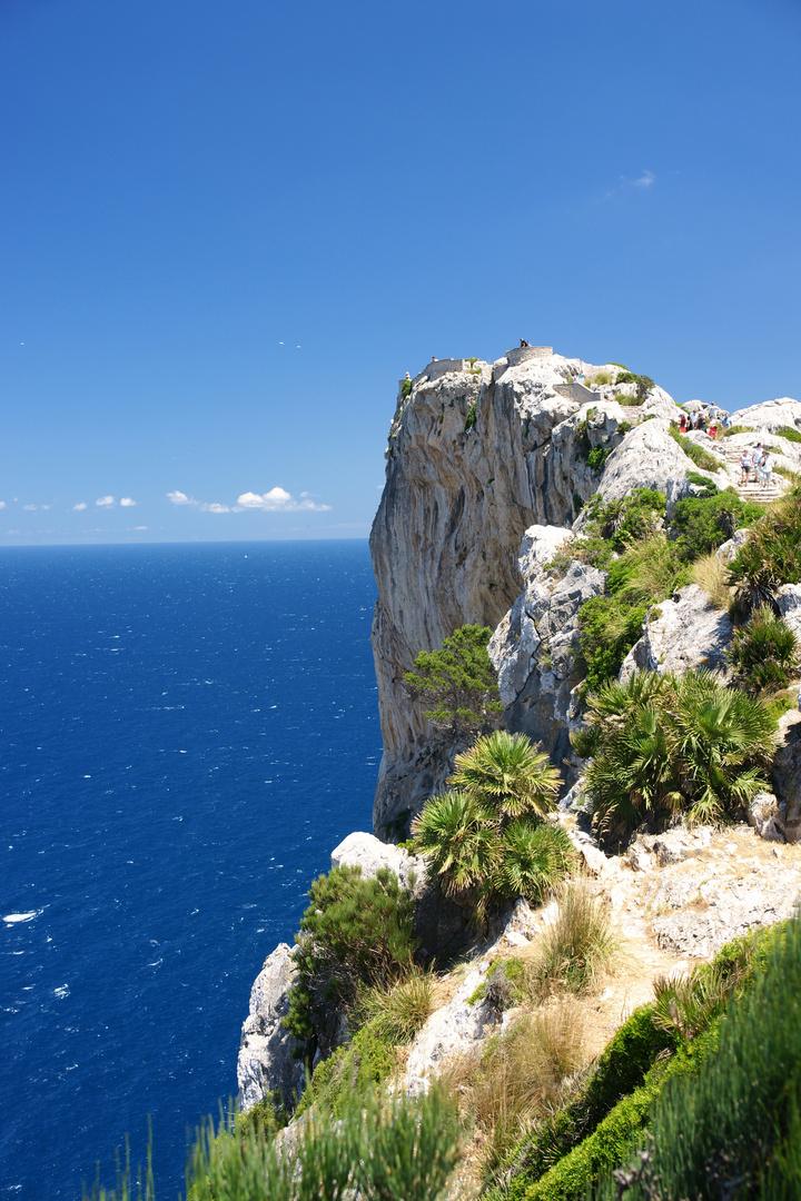 Aussicht Halbinsel Formentor / Mallorca