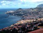 Aussicht vom Miradouro auf Funchal (Madeira)