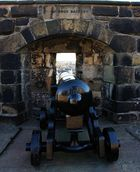 Aussichten eines Kanoniers von Edinburgh Castle 1