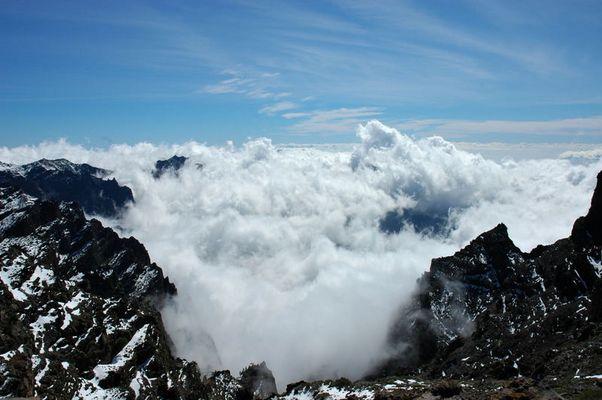 Aussichten: heiter bis wolkig