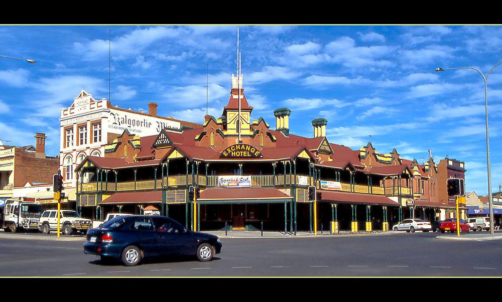 >>> Aussie Pub