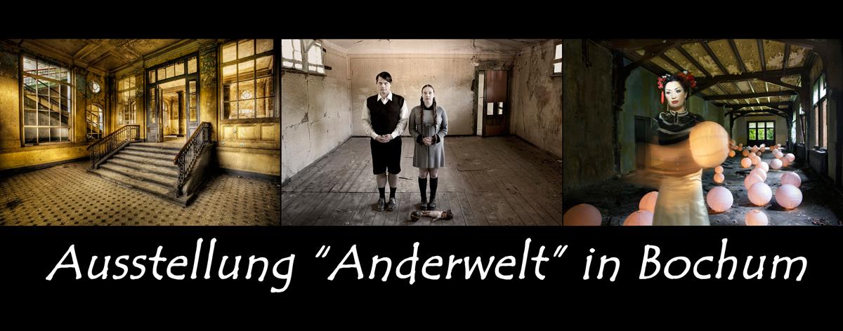 """Ausstellung """"Anderwelt"""" in Bochum"""