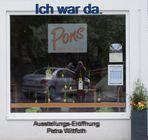 Ausstellung-Eröffnungs-Besuch in Lübeck
