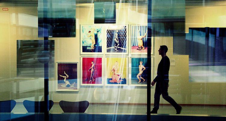 Ausstellung im Willy- Brandt- Haus