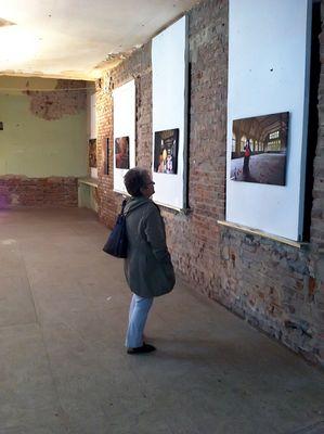 Ausstellung in Bochum / Fotos Michael Waldau