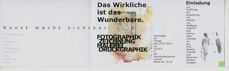 Ausstellung in Lübeck